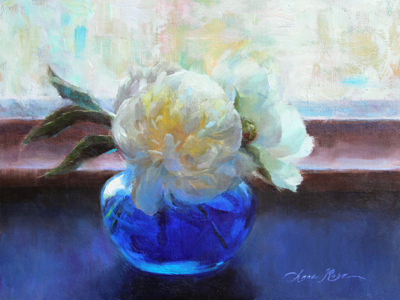 North Light Peonies
