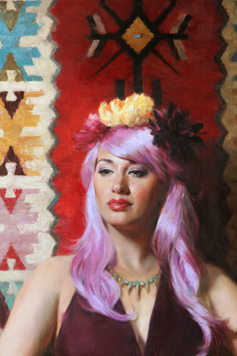 Native Daughter Modern Woman
