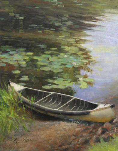 Old Canoe
